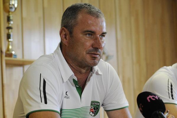 Stanislav Varga si premiéru v pozícii trénera Banskej Bystrice odkrúti v Bardejove.