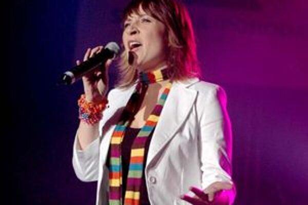 Katarína Koščová.Naša prvá superstar sa našla aj vo folku.