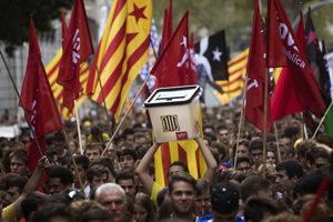 Katalánski separatisti tvrdia, že v referende už rozhodli o svojej nezávislosti.