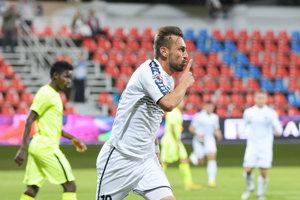 José Casado otvoril skóre zápasu FC ViOn proti Žiline, ale tri body si odviezli hostia.