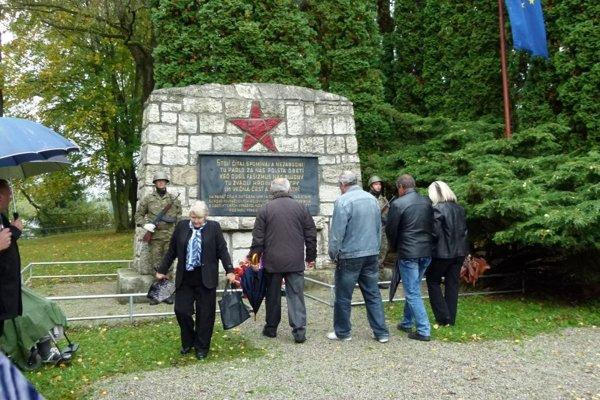 Pietny akt na Bukovinách.