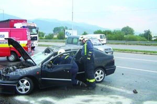 V Turci počet nehôd medziročne klesol o 842.