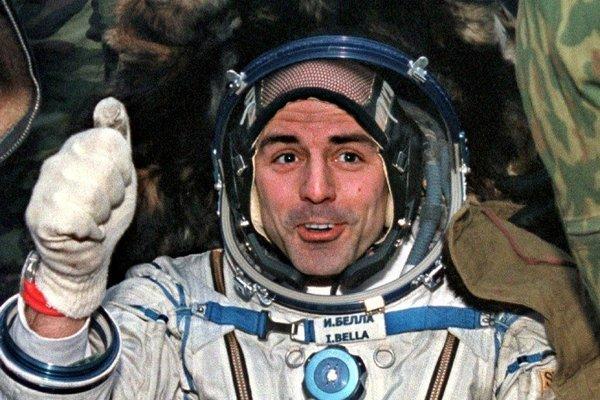 Ivan Bella, prvý slovenský kozmonaut.