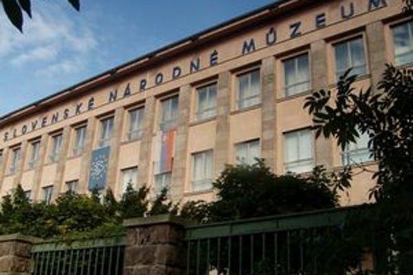 Aj v Slovenskom národnom múzeu v Martine sa tohto roku uskutoční podujatie Noc v múzeu.
