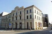 Divadlo J. G. Tajovského vo Zvolene.