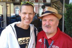 Aj úspešný chodec Matej Tóth patrí k pravidelným účastníkom košického maratónu.