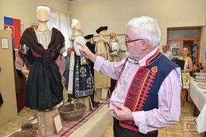 Výstava potrvá do 9. októbra.