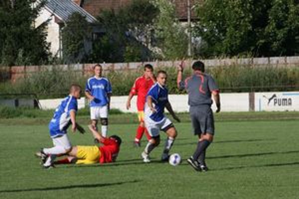 Turanci síce dvakrát prehrali, no v Tisovci mali k bodom blízko.
