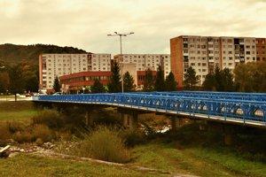 Most vo Svidníku.