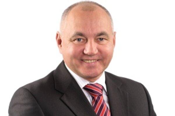 Jozef Turčány, kandidát na primátora mesta Turčianske Teplice.