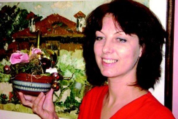 Teodora Zacharová. Bulharka žije na Slovensku dvadsaťštyri rokov.