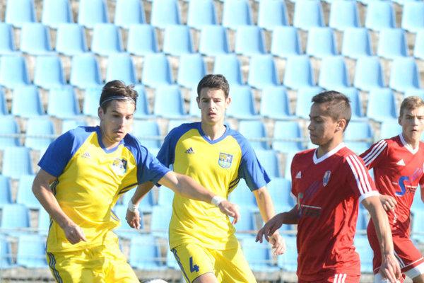 Hráči FC Košice si poradili sPlavnicou.