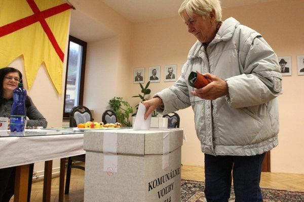 Komunálne voľby budú 10. novembra.