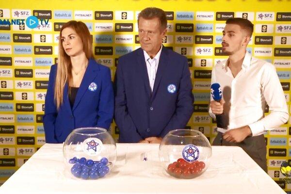 Ďalší program Slovnaft Cupu žrebovali dnes na pôde SFZ.