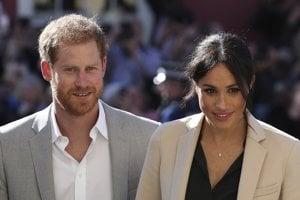 Princ Harry a jeho manželka Meghan sa onedlho stanú rodičmi