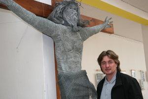 M. Jankovič a jeho ukrižovaný Kristus