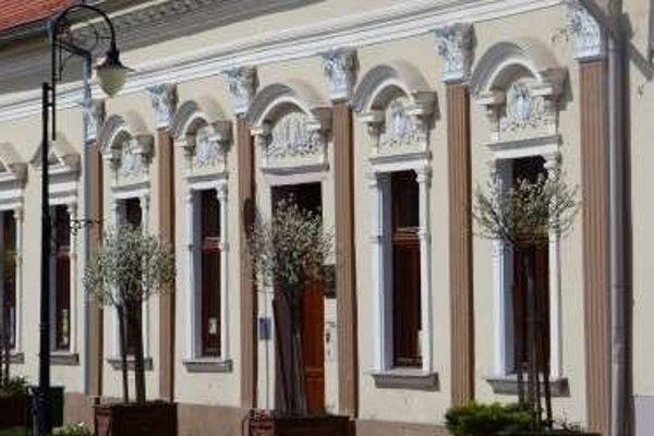 Mestská knižnica vo Fiľakove.