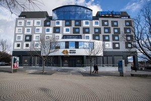 Hotel Park Inn by Radisson Danube Bratislava.