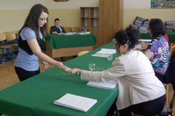 Poslednou maturantkou obchodnej akadémie  bola Janka Mutalová.