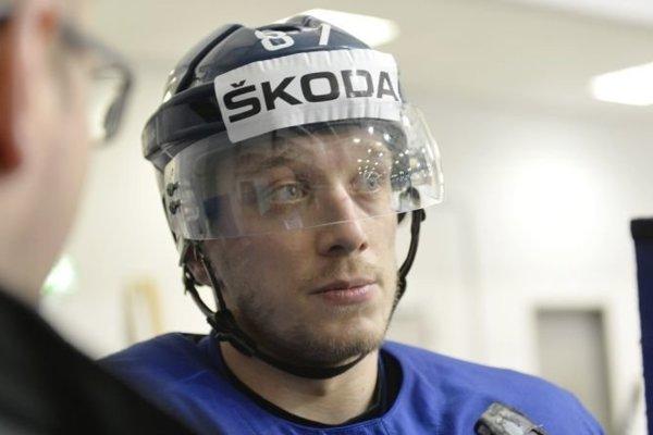 Marcel Haščák by sa mohol už čoskoro po zranení vrátiť na ľad.