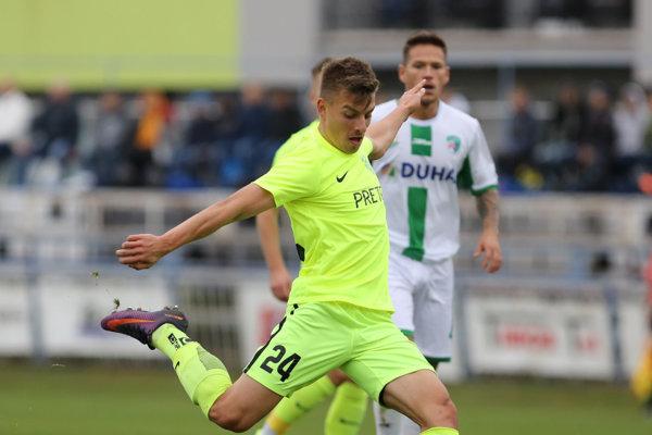 Prekvapenie sa nekonalo, Žilina v Slovnaft Cupe vyradila Prešov.
