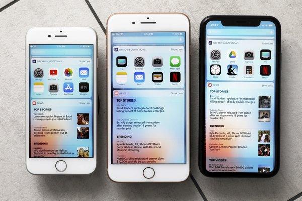Spoločnosť Apple predala menej nových iPhonov, aj kvôli opravám starších.