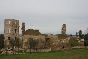 Hrad Plaveč
