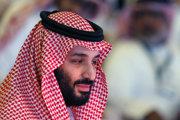 Korunný princ Muhammad bin Salmán.