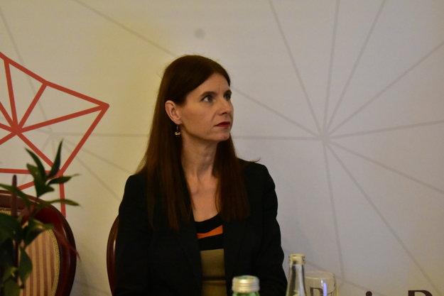 Katarína Kretter, riaditeľka pre komunikáciu a marketing spoločnosti ENVI-PAK, a. s.