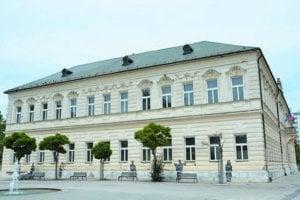 Prvá budova Matice slovenskej, dnes sídlo Literárneho múzea SNK v Martine.