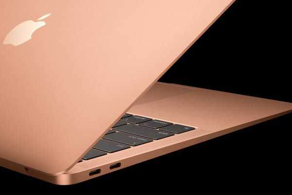 Nový MacBook Air.