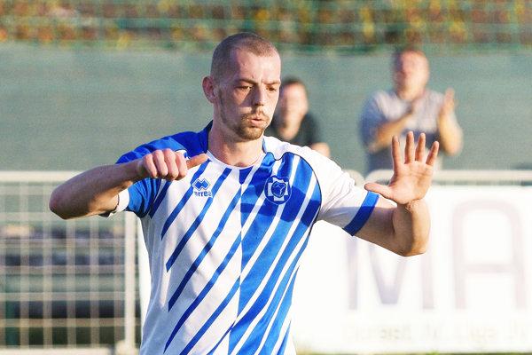 Neuveriteľné: Marek Sperka zKozároviec strelil včera šesť gólov do siete Topoľčian!