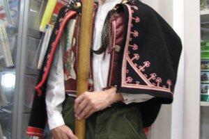 Na otvorení zahral aj mladý talentovaný hudobník Matúš Kubina.