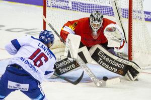 Róbert Lantoši je hráčom stvoreným pre moderný hokej.