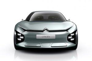Koncept Citroen CXperience 2014