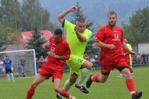 Hráči Tatrana poriadne trápili obrany súperov.