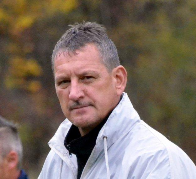 Miroslav Kovalčík, tréner Turčianskych Teplíc.