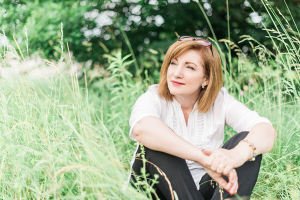 Spisovateľka a vydavateľka Erika Jarkovská.