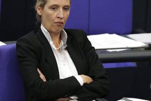 Alice Weidel, líderka AfD
