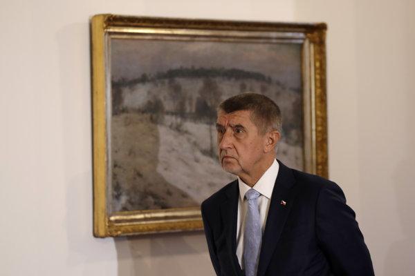 Andrej Babiš, predseda českej vlády.
