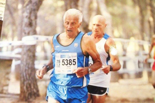 Vincent Bašista sa v tomto roku v Španielsku zúčastnil troch európskych a svetových šampionátov