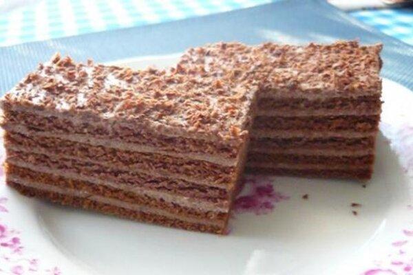 Čokoládová marlenka