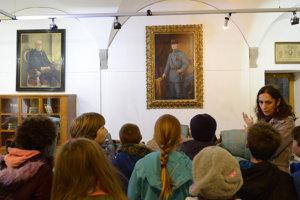 Výstava V osudových rokoch 1918 a 1968 je prístupná do začiatku decembra.