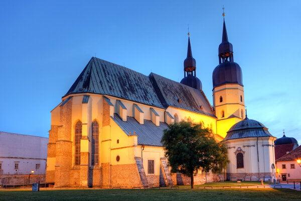 Bazilika sv. Mikuláša.