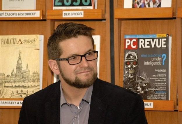 Politológ Jozef Lenč,