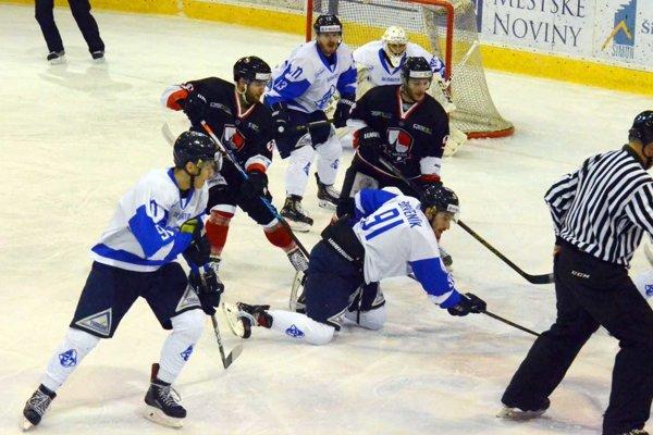 HC Bratislava pripravila našim prvú domácu prehru v sezóne.