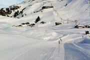 Pohľad na Kitzbühel v rakúskom Tirolsku. Ilustračné foto.