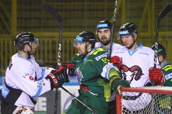 Najbližšie čaká vlkov štvrtkový duel proti Trenčínu.