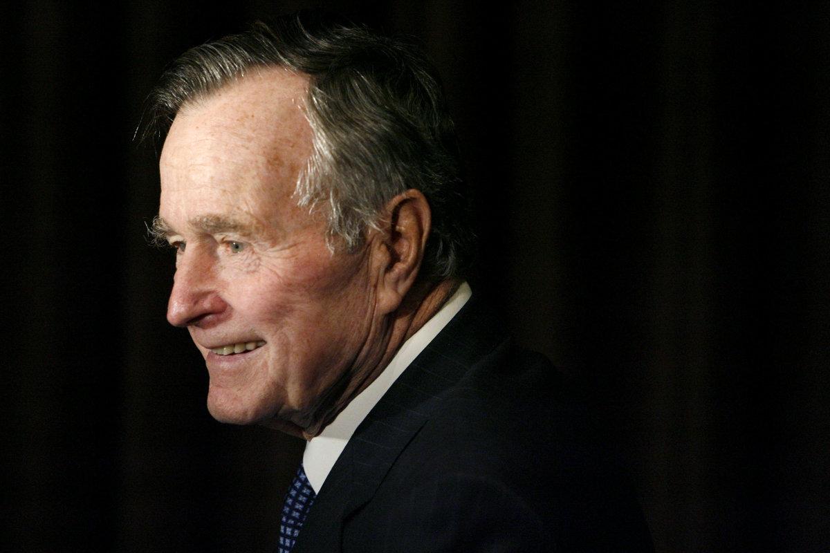 Zomrel bývalý prezident USA George Herbert Walker Bush - svet.sme.sk 8f47f551f60
