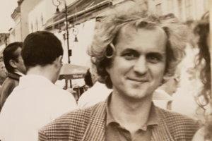 Zakladateľ denníka SME Karol Ježík.